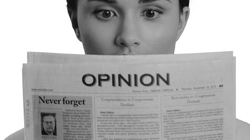 Public Opinion | ASKSonnie.INFO
