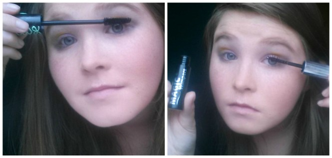 PicMonkey Collage mascara