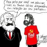 PCdoB: a falsa esquerda