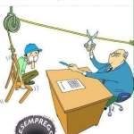 Acordo – negociação entre patrão e empregado