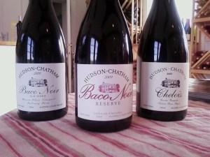 Hudson-Chatham, 3 hybrid bottlings