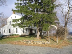 Hudson-Chatham farmhouse