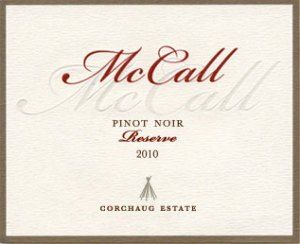 McCall PN Reserve 2010