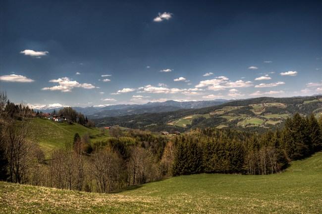 Green panorama