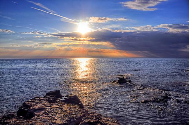Sunshine in Croatia
