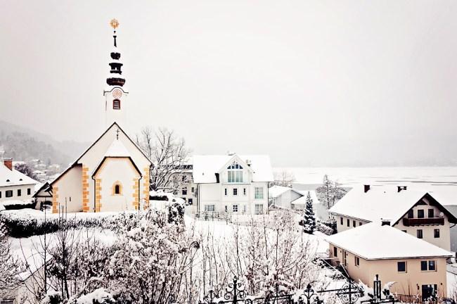 Church in Maria Woerth