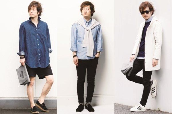 「男生別再T-shirt搭牛仔褲!」達人教你從宅男變型男! - FG時尚穿搭 - FashionGuide 華人時尚專業評鑑