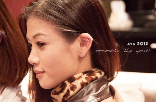 誰說沒有耳洞不能帶戴耳環-Astarte 創意飾品 不一樣的甜美飾品 - aya綾 - FashionGuide 華人時尚專業評鑑