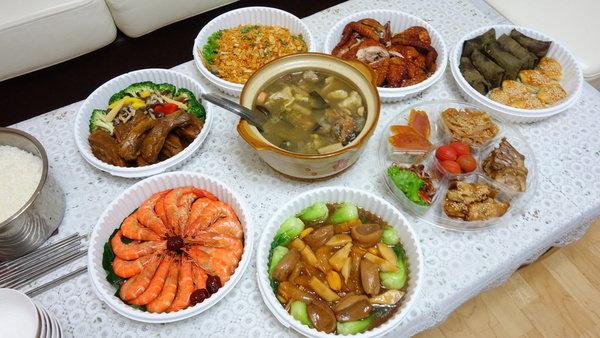 年菜外帶推薦。典華人情味年菜。新鮮現做。體貼媽媽做菜的辛勞。在家輕鬆享用飯店級的團圓圍爐宴。 @ 三 ...
