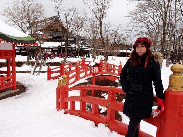 【登別】下雪的伊達時代村.江戶忍者一日體驗~♥2014 雪の北海道 @ ♡ 小蝴蝶的玩樂生活♡ Taipei♡ :: 痞客邦
