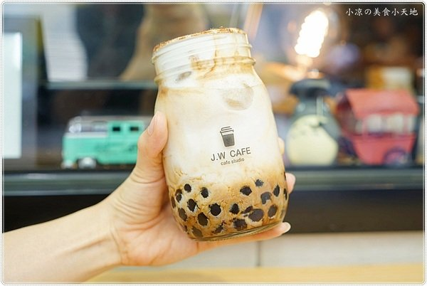 29e66714 cf7c 4885 bdca 29ab8d7906cc - J.W. Cafe│夏季限定隱藏版,黑糖珍珠咖啡拿鐵、限量是殘酷的