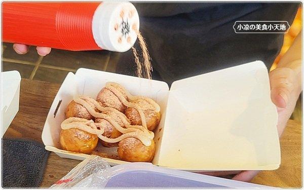 6d80b8df 4146 43ab 87a1 d201ba21a532 - 大章魚出沒一中街!只賣外酥內嫩美味章魚燒,圓滾滾8種口味任你挑,還有飲料可搭優惠組合餐!!