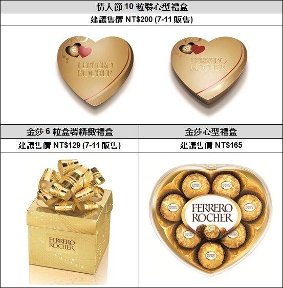 【金莎·心型】心型金莎巧克力 – TouPeenSeen部落格