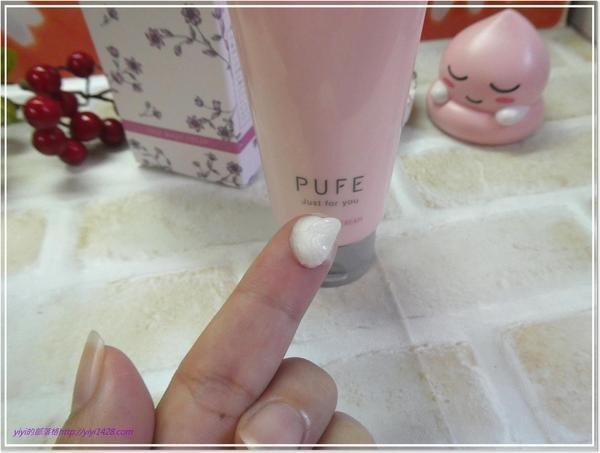 ♡♡PUFE陶瓷肌酵素洗顏乳:泡沫棉密好洗淨的洗面乳♡♡ – YIYI的部落格
