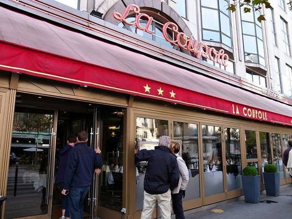 Bonjour巴黎-La Coupole(圓頂餐廳) - Miriam in FG部落格 - FashionGuide 華人時尚專業評鑑