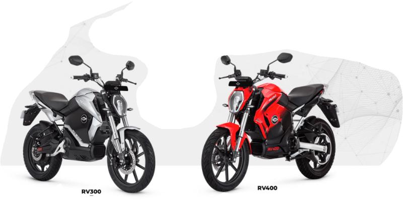 Revolt bikes