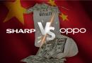 중국법원, 오포-샤프 소송에서 글로벌 로열티율의 관할권 有 판결