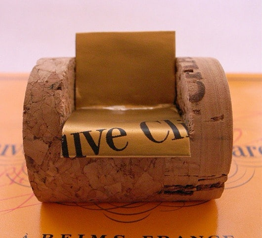Amazing Champagne Cork Chairs  Blog Your Wine