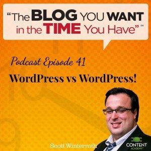 #41 – WordPress vs WordPress