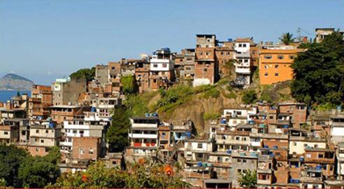 'Morar Carioca' Rio de Janeiro (1/6)