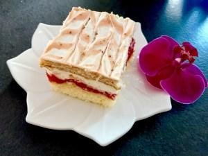 Pyszne ciasto w sam raz do kawy