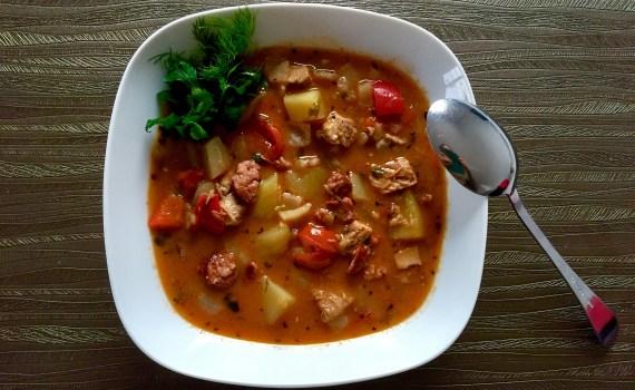 Chłopski garnek pyszna zupa