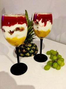 Fir deser owocowy