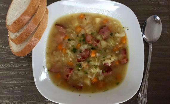 Pyszna i gęsta zupa parzybroda