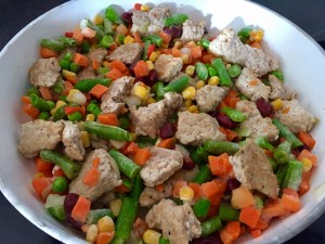 Schab po meksykańsku to prosty obiad