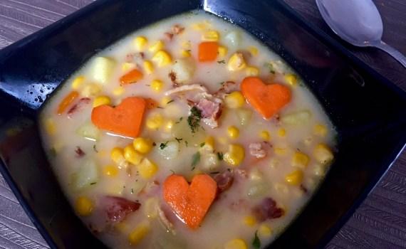 Pyszna i sycąca zupa na szybki obiad