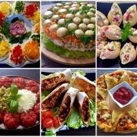 Imprezowe Hity! Ponad 30 pomysłów na przekąski, dania, sałatki i przystawki na przyjęcie :))