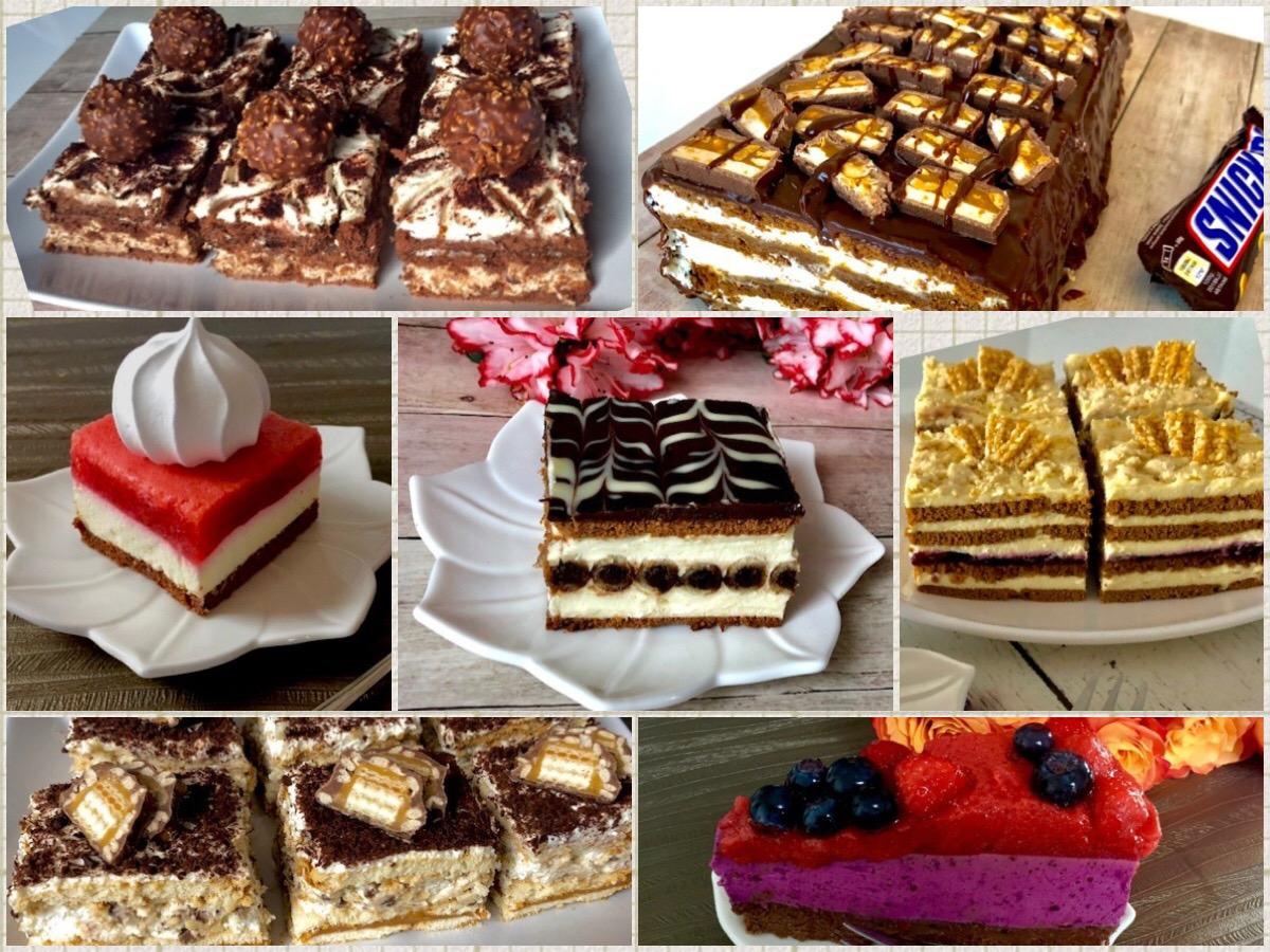 Ciasta bez pieczenia - najlepsze przepisy!