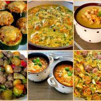 Jesienne obiady - rozgrzewające, szybkie i pożywne!