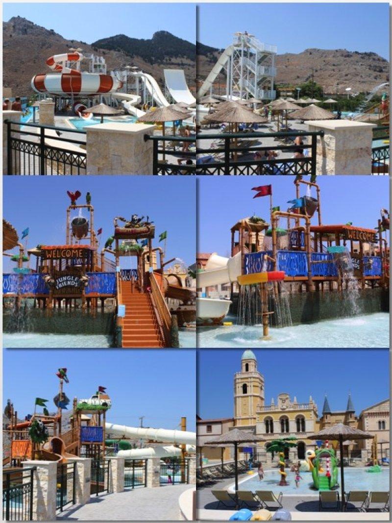 Rhodos Urlaub 2013 - Hotel Atlantica Aegean Blue