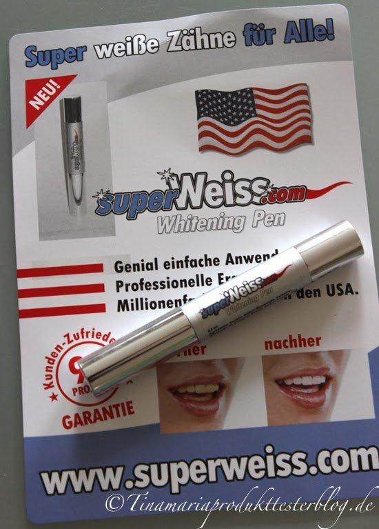 Superweiss Whitening Pen