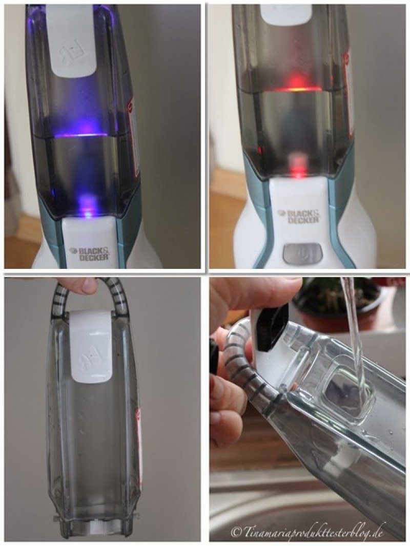 Black & Decker AutoSelect Steam Mop FSM1500 im Test