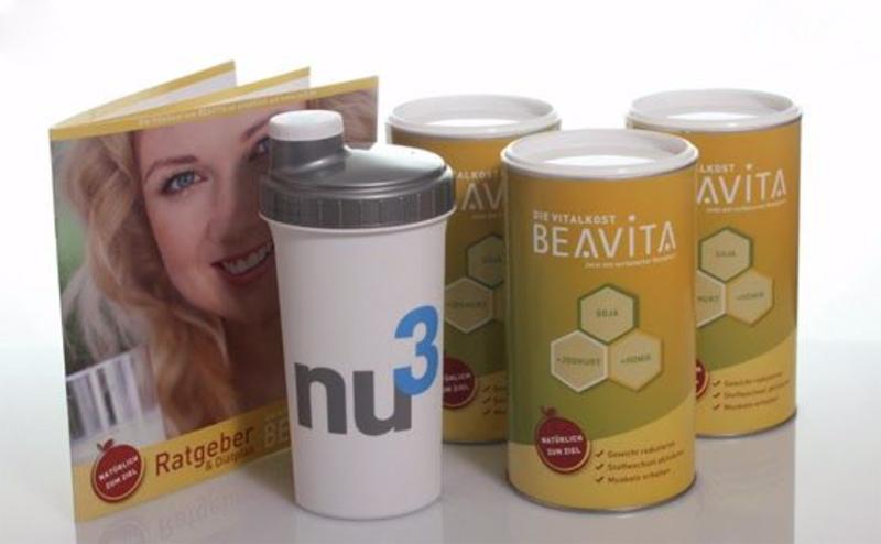 Abnehmen mit Beavita Vitalkost von nu3