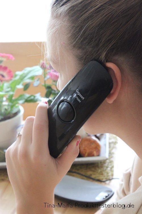 Gigaset Go Sculpture – Das Schnurlose Telefon für Zuhause