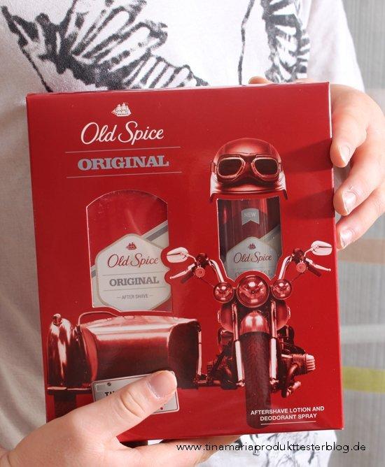 Old Spice - Rot - männlich - kultig - immer modern