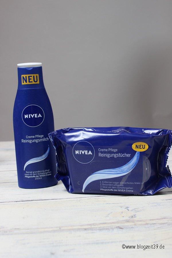 Die neue blaue Pflegeserie Protect & Care von Nivea