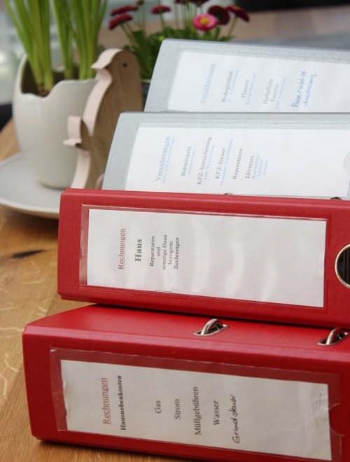 Dokumente systematisch ordnen und aufbewahren – so klappt es endlich