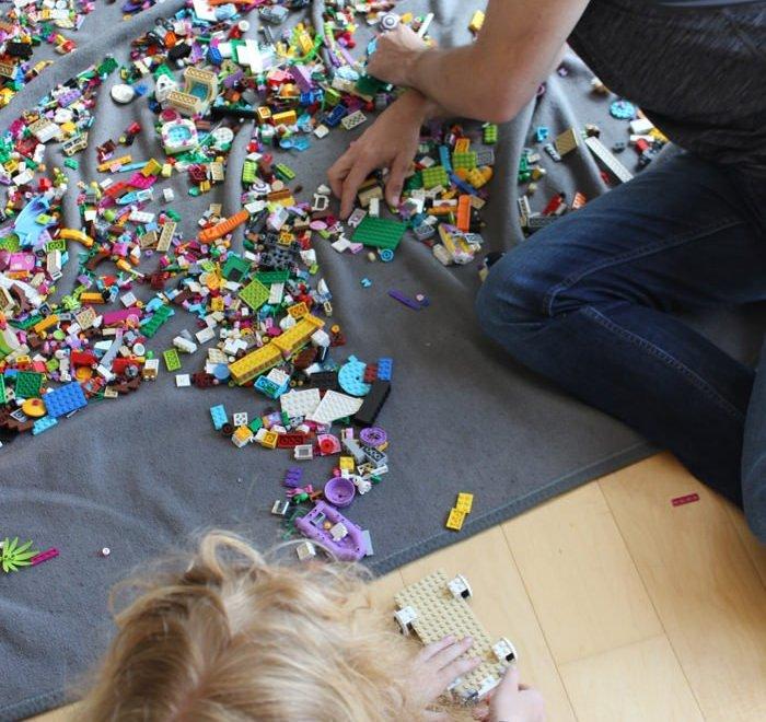 Ja, Eltern müssen gute Multitasker sein, oder doch nicht?