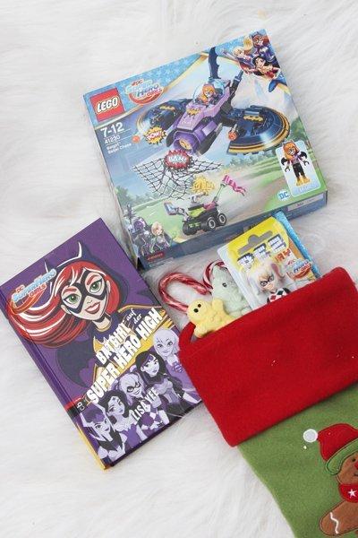 Wunschzettel an das Christkind – DC SUPER HERO GIRLS als Geschenkidee (inkl. Gewinnspiel)