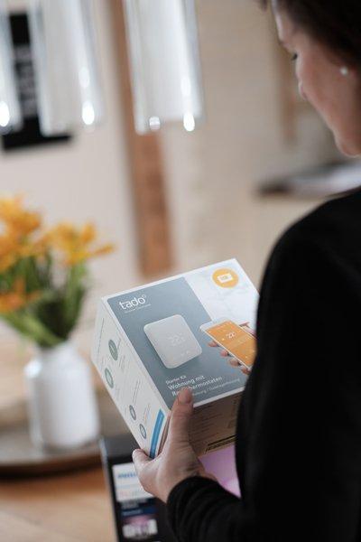 E.ON Plus Smart Home – Wir sind durchweg begeistert vom tado° Thermostat + 50 % Gutschein