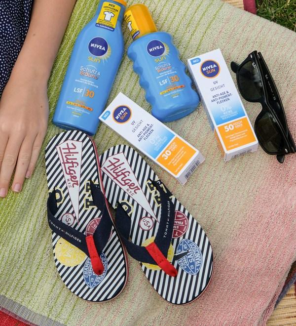 Tipps zum Schutz gegen die Sonne & NIVEA SUN Schutz