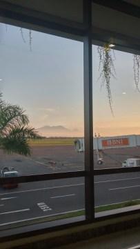 view dari smooking room