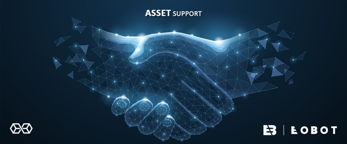 Eobot exchange asset support - Source: Shutterstock.com