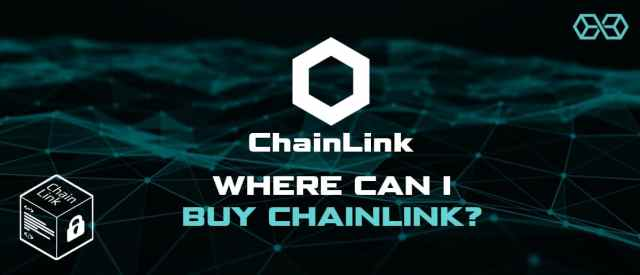 Where can I buy ChainLink?