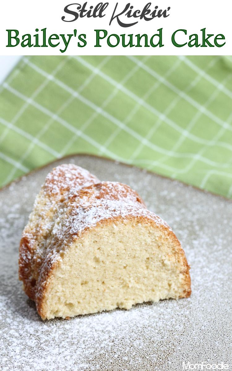 Bailey's Pound Cake