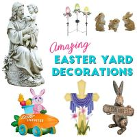 Easter Yard Decorations:Incredible Outdoor Easter ...
